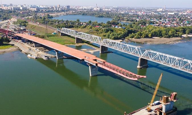 В Новосибирске разрешили построить съезд с эстакады на площади Энергетиков рядом с четвертым мостом