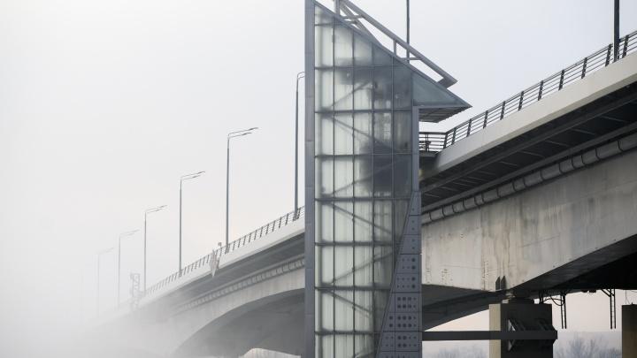 Ты город видишь? А он есть. Фоторепортаж с туманных улиц Ростова