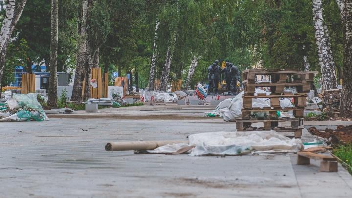 На мэрию Перми подали в суд: в проекте бульвара Советской Армии слишком мало зелени