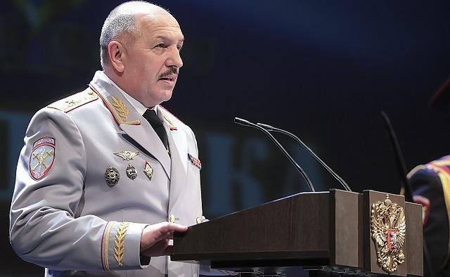 Украина ввела санкции против начальника донского главка МВД и сенатора Рукавишниковой
