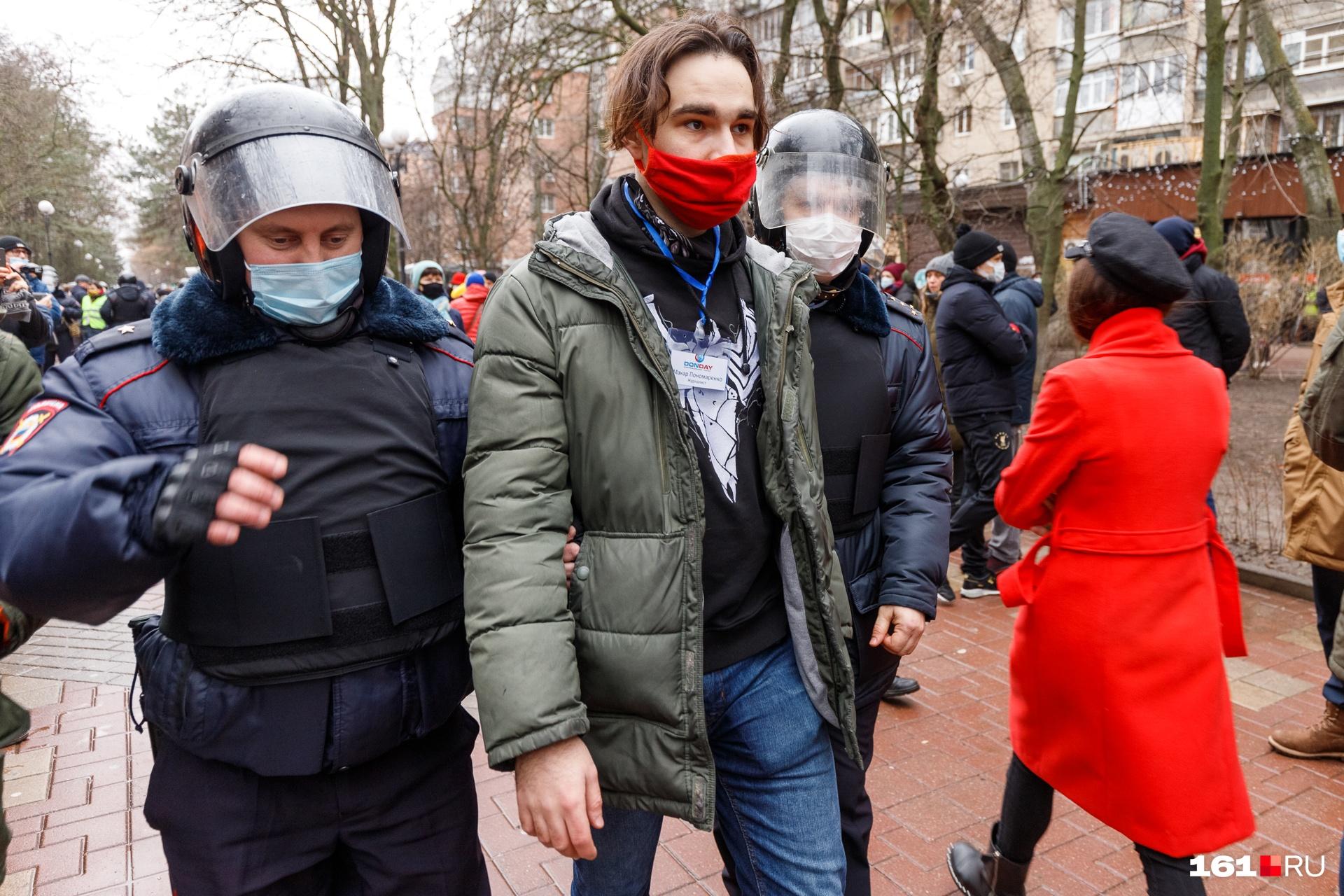 Макар Паламаренко — журналист издания DonDay