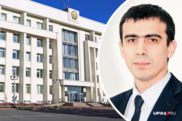 Ринат Фаткуллин девять лет работал в Минэкологии Башкирии