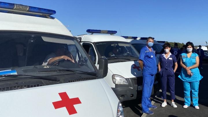 После открытия станции скорой в Суворовском жители района продолжают часами ждать медиков