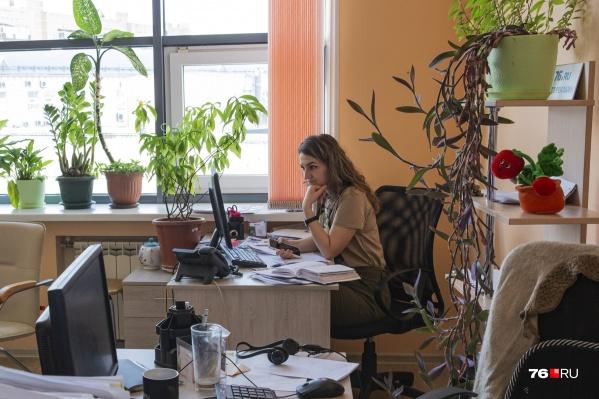 """В Ярославле можно устроиться на работу в зарплатой в <nobr class=""""_"""">50–70</nobr> тысяч рублей"""
