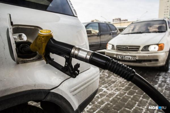 92-м бензином заправляться дешевле