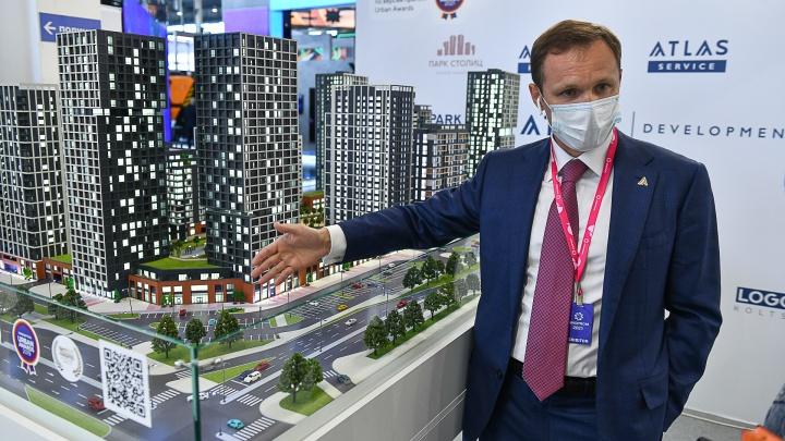 Водоем во дворе и единая экосистема: уральский девелопер показал на «Иннопроме» жилье нового формата
