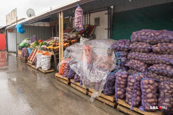 За месяц цена на картофель в регионе выросла на 21%