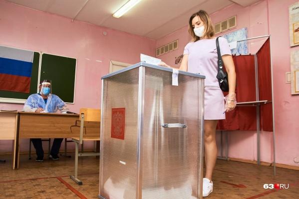 Выборы снова пройдут в условиях COVID-ограничений