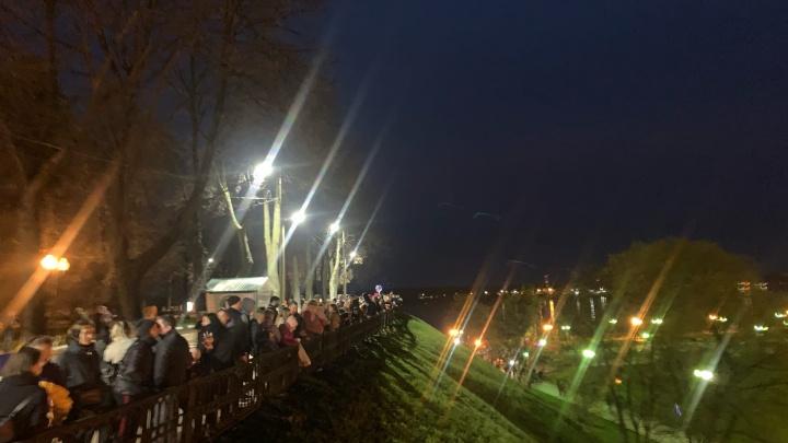 9 Мая в Ярославле завершится салютом