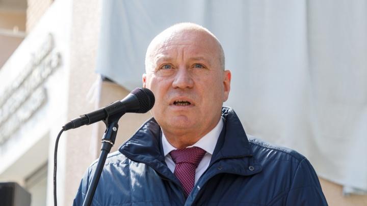 Депутаты гордумы приняли отставку главы Волгограда Виталия Лихачева