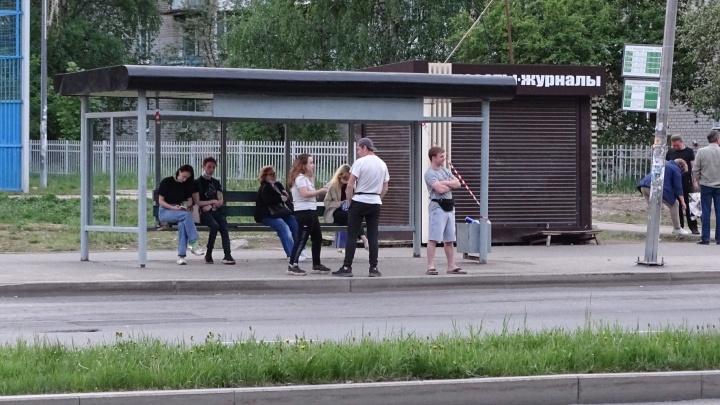 Власти Перми заказали проектирование семи новых автобусных остановок