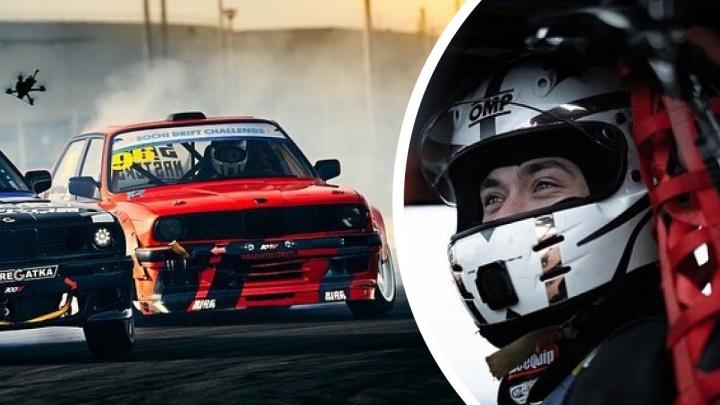 Екатеринбуржец стал лучшим дрифтером на трассе «Формулы-1»