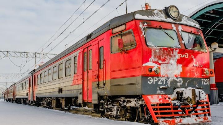 В Перми изменилось расписание пригородных электричек Горнозаводского направления