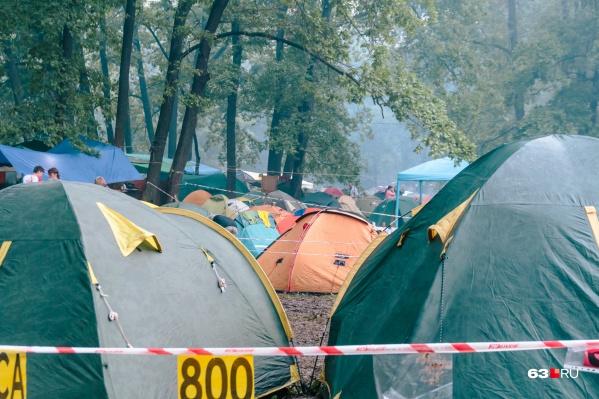 Площадку на Мастрюковских озерах в этом году тоже не откроют