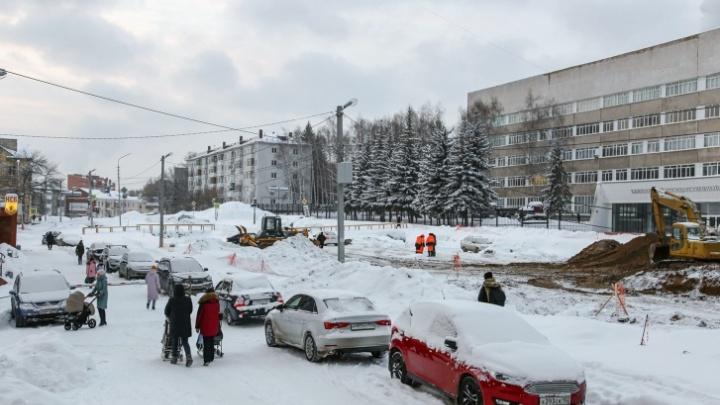 Пробки обеспечены: в Уфе на три дня закроют ключевую улицу города