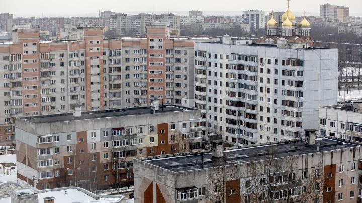 Дома, заводы и зелени почти нет: из чего в действительности состоит Ярославль по Генплану