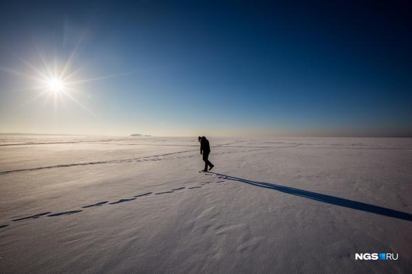Резкое потепление до -3 градусов придет в Новосибирск только на один день