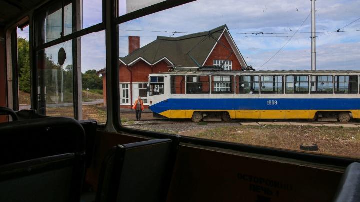 В мэрии Уфы заявили, что возродят трамвайное движение