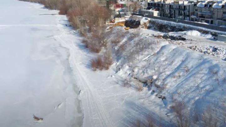 «Рановато берега кромсают»: как продвинулось строительство новой набережной в Самаре