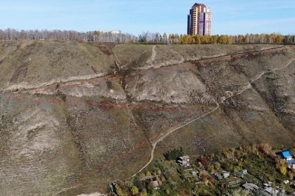 Проект благоустройства «Красивого берега» продолжают разрабатывать, несмотря на отказ КНЦ СО РАН