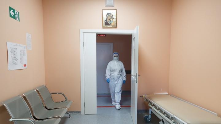 323 заболевших, 16 умерших: в Волгоградской области новый рекорд по суточной смертности от COVID-19