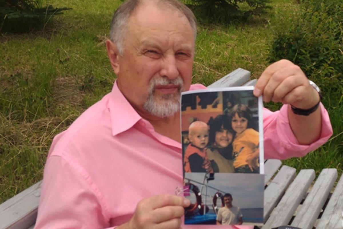 Геннадий Игнарин потерял в этой катастрофе сына. Внуки остались без отца