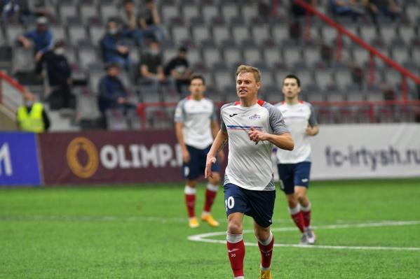 В прошлом году «Иртыш» сумел пройти лицензирование и получил возможность играть в ФНЛ
