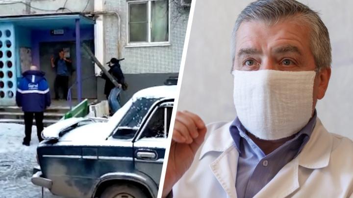 «Здоровых людей нет, есть только недообследованные»: профессор психиатрии рассказал о весеннем обострении в Волгограде