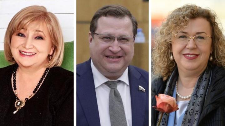 Депутаты Госдумы и сенаторы от Архангельской области отчитались о своих доходах: смотрим, кто богаче