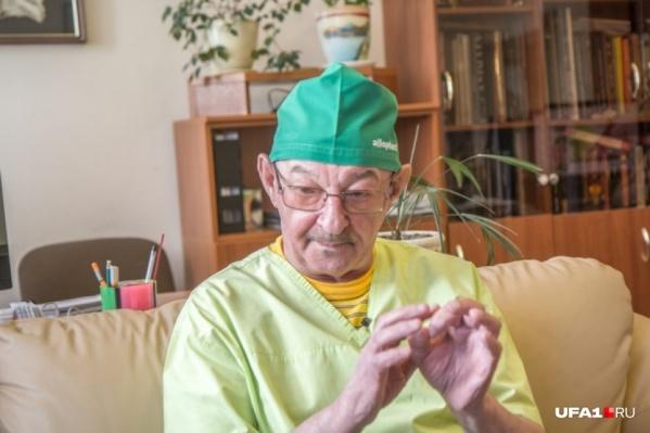 Врач-офтальмолог Эрнст Мулдашев утратил власть над главным делом своей жизни