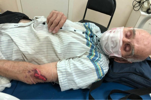 Роберт Галиакберов находится в тяжелом состоянии