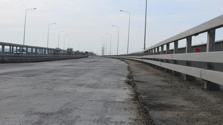 Стали известны сроки окончания ремонта дорожной развязки М5