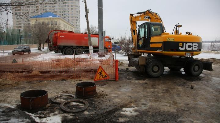 Центр Волгограда вновь пообещали оставить без воды