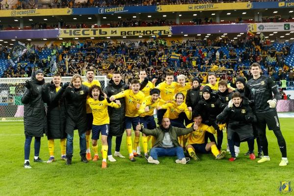 Стоимость футболистов желто-синих выросла