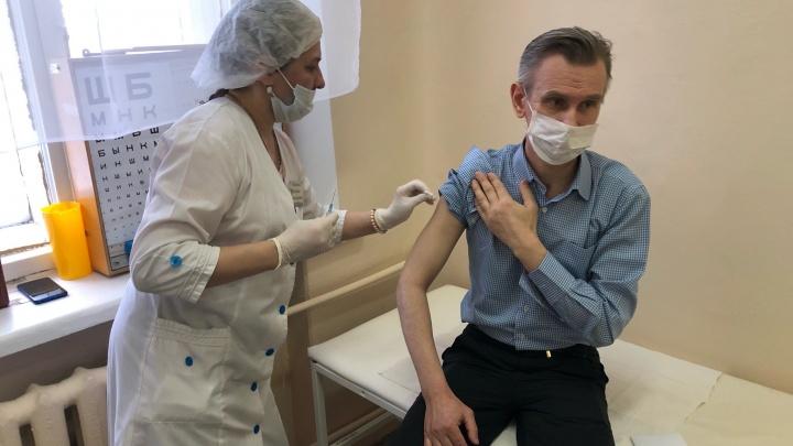 На Соловки впервые доставили вакцину отCOVID-19, которуюпроще хранить