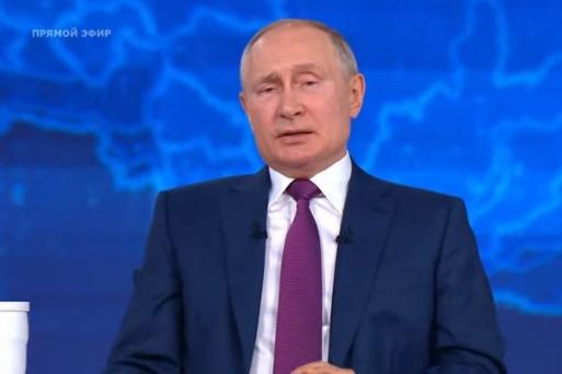 Путину пожаловались на засуху в Башкирии