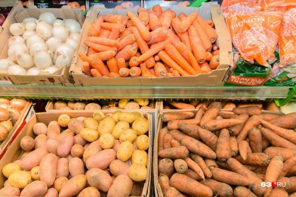 Морковка нынче — дорогое удовольствие