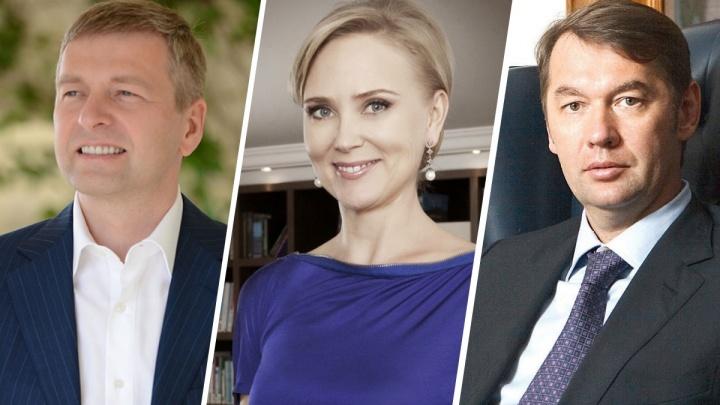 Бизнесмены из Прикамья вошли втоп-200 богатейших россиян по версии Forbes
