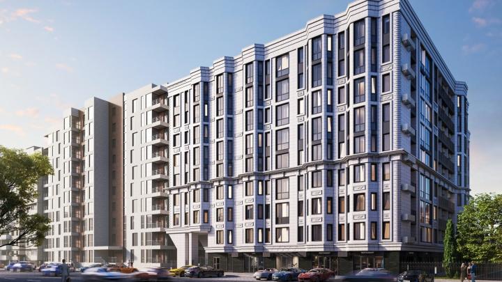 Власти Ростова разрешили построить 11-этажный ЖК на Пушкинской. Оцениваем проект
