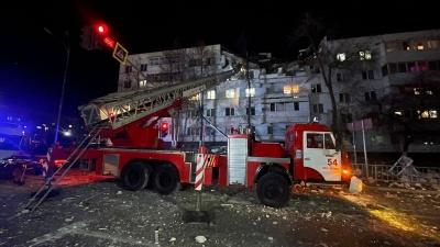 В многоэтажке в Набережных Челнах прогремел взрыв: собираем последние новости
