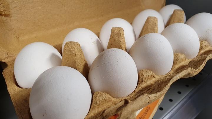 В Ярославской области подорожали яйца. Объясняем, с чем это связано и чего ждать дальше