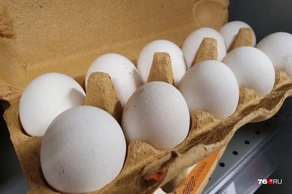 Не исключено, что яичница станет дорогим блюдом