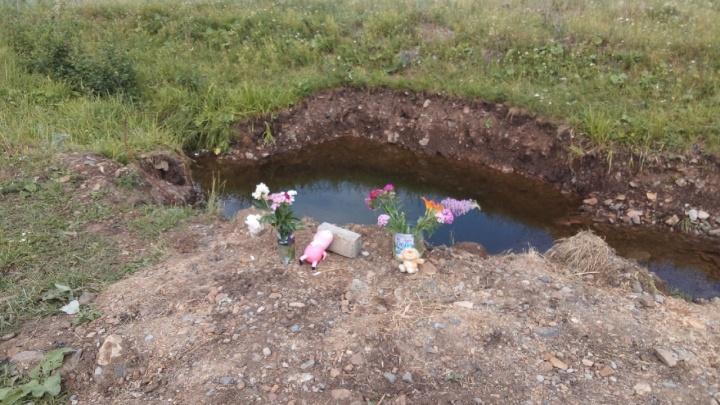 В Челябинской области в пожарном водоеме утонул ребенок. Родные мальчика во всём винят чиновников
