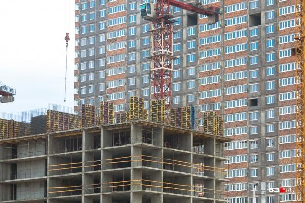 Многоэтажки появятся рядом с ЖК «Сокол»