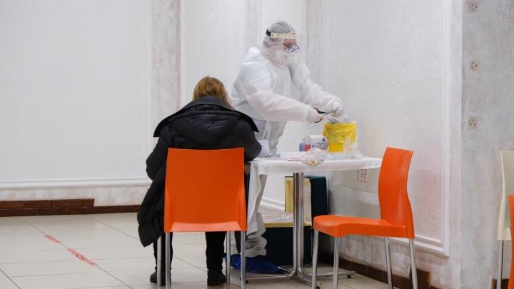 В челябинских ТРК начнут ставить прививку от коронавируса