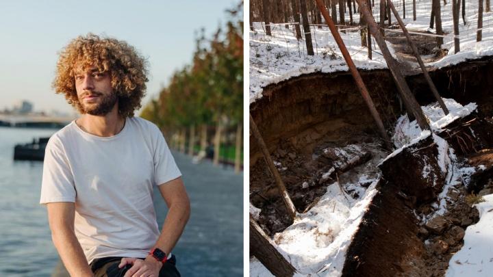 Илья Варламов рассказал в своем блоге оканализационном потопе вГилёвке