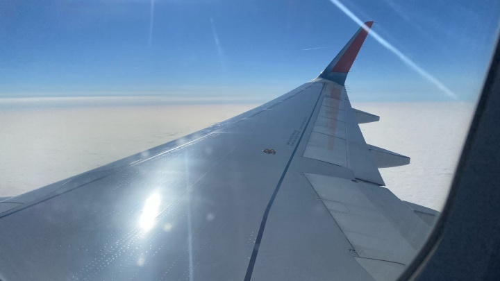 Пассажирский самолет Москва — Казань подал сигнал тревоги