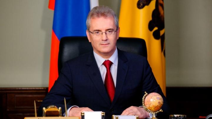 Губернатора Пензенской области задержали за получение взятки в размере 31миллиона рублей
