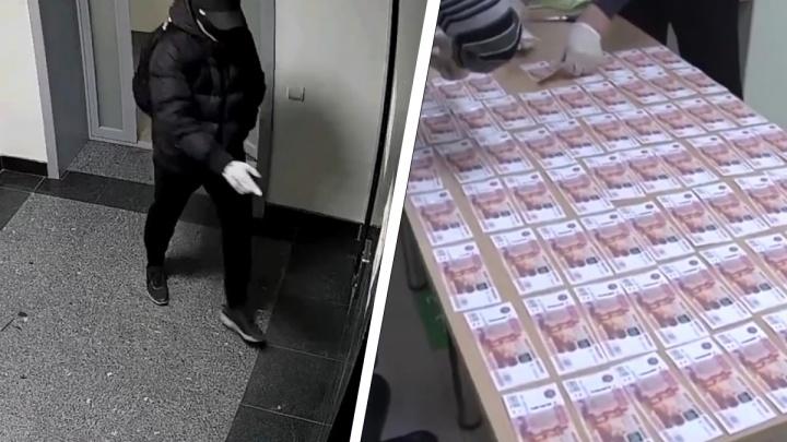 Архангелогородцы пойдут под суд за ограбление отделения банка в канун Нового года