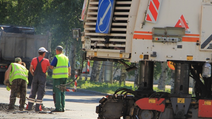 Участок проспекта Ломоносова закроют для движения транспорта на пять дней